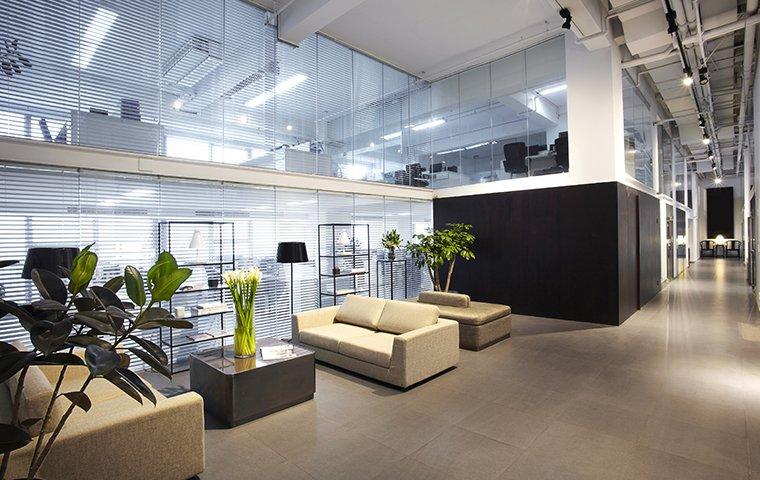 a modern office building in orlando florida