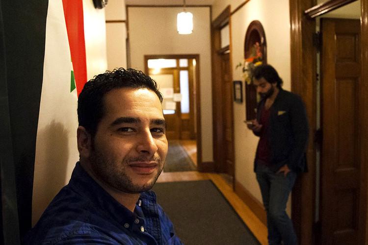 Ali and Nizar Farid