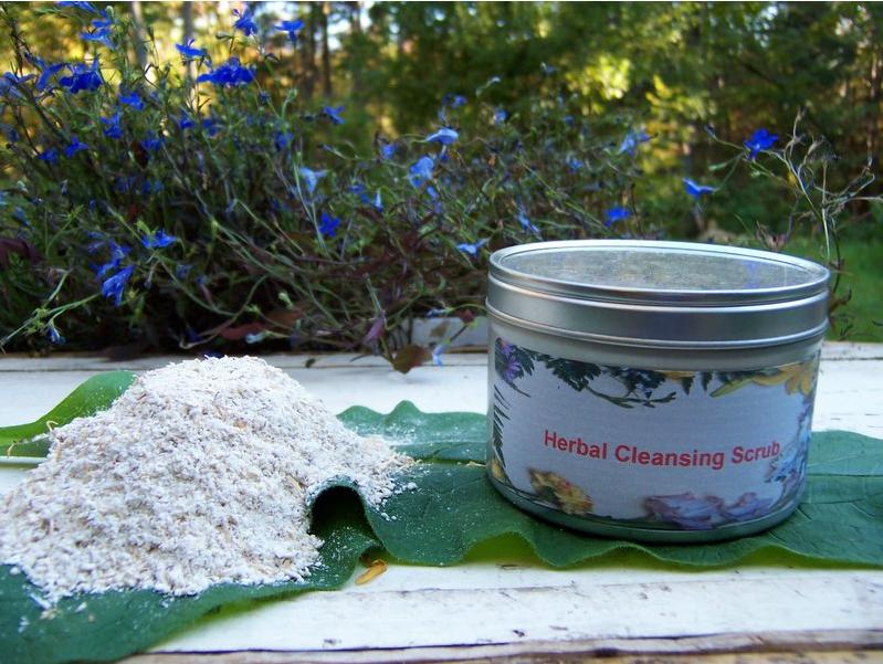 Oatmeal Cleansing Scrub