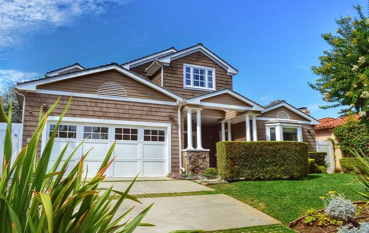 single family home in redding california