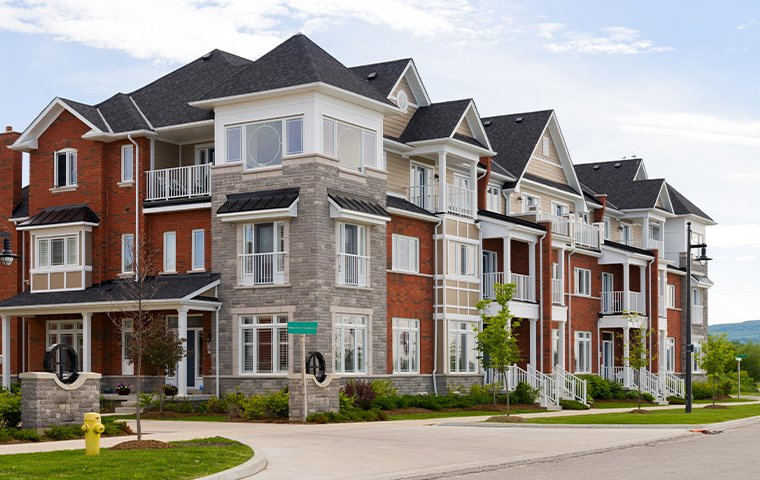 a multifamily housing unit