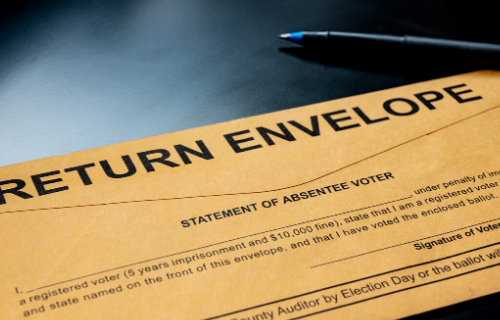 Mail, Absentee, Early Voting