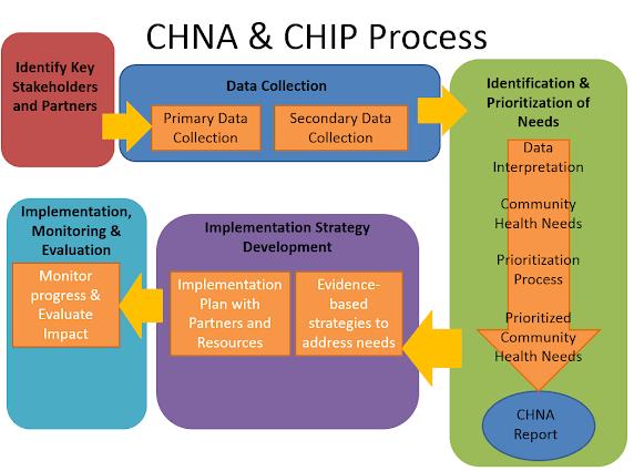 CHNA & CHIP Process
