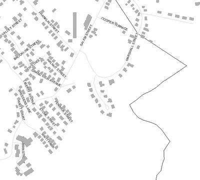 Locus Map North Revere Coastal