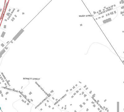 Locus Map North Revere Inland