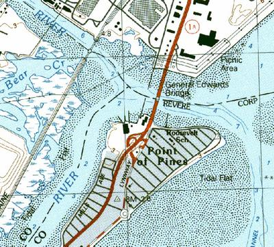 USGS Topographic Map 3