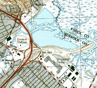 USGS Topographic Map 4