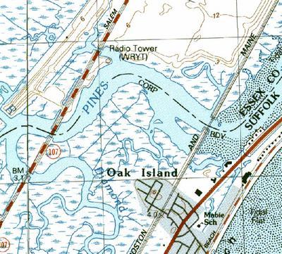 USGS Topographic Map 5