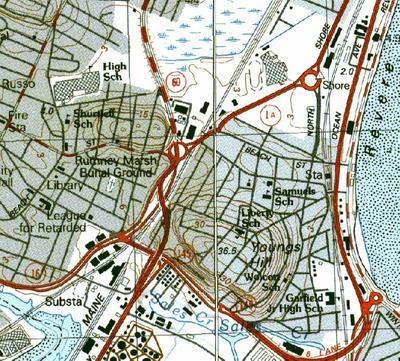 USGS Topographic Map 9