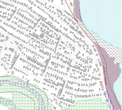 Wetland Resource Areas Belle Isle East