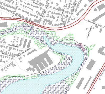 Wetland Resource Areas Chelsea River