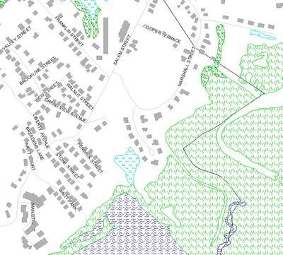Wetland Resource Areas North Revere Coastal