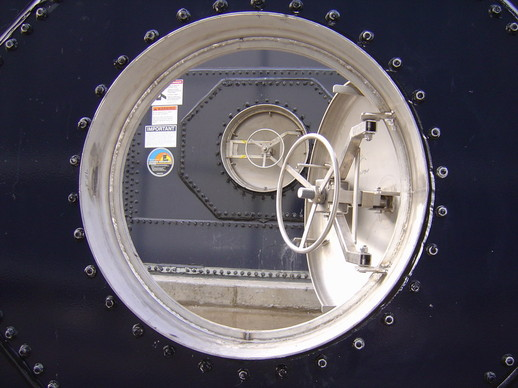 Product Highlight: Our CM-2 fitted with a flange ring