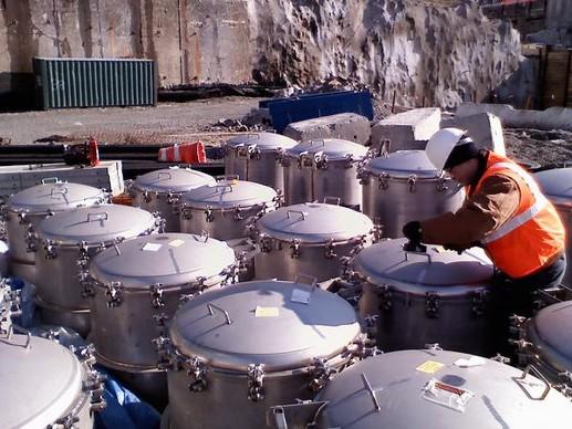 Wastewater Treatment Plant, Croton, NY