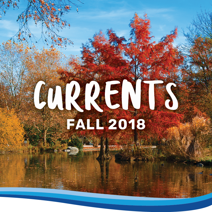 Currents fall 2018 banner