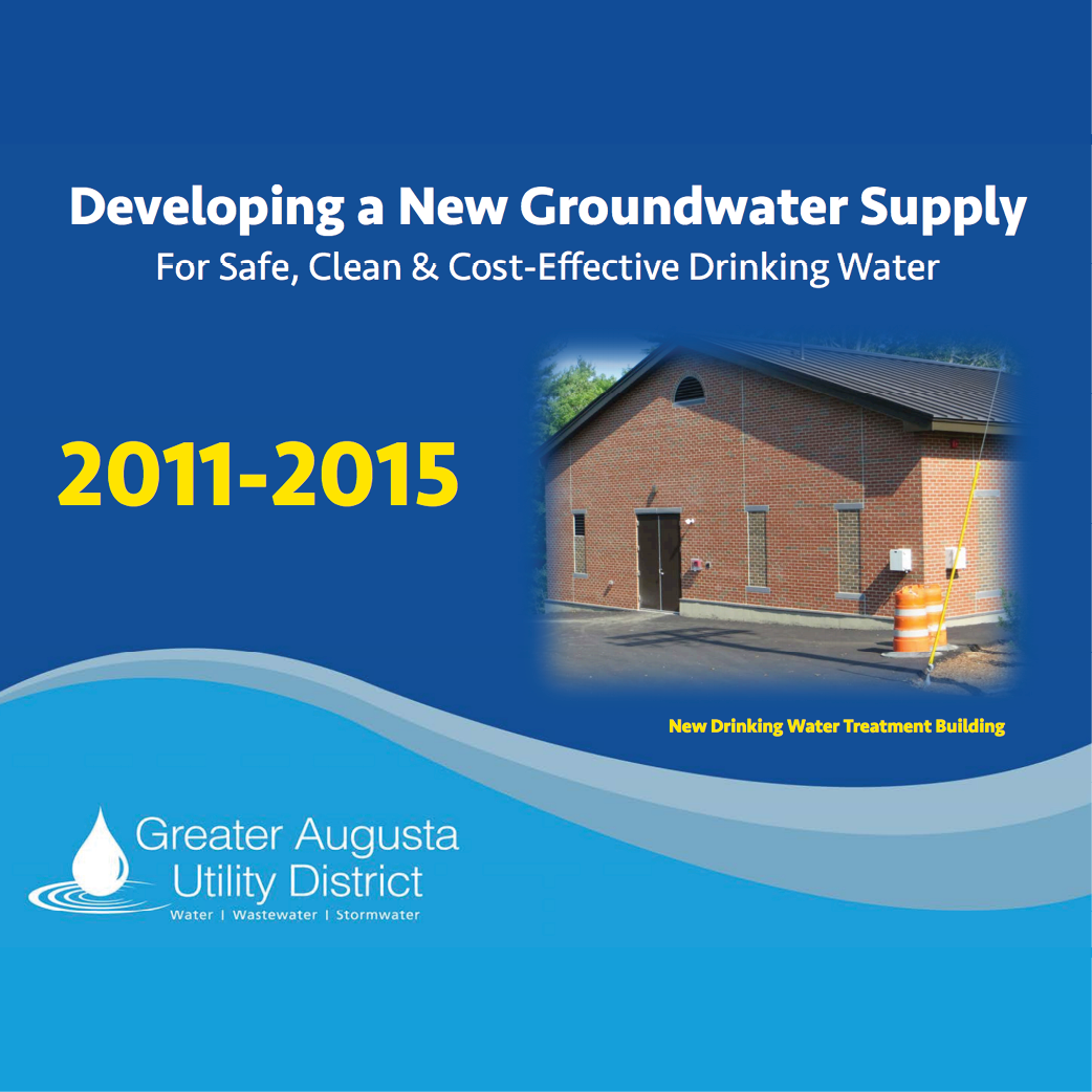 New groundwater supply banner