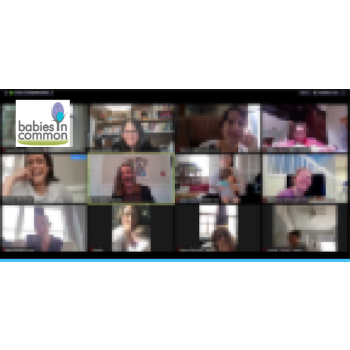 Even virtual groups can be fantastic! We may start them again soon!