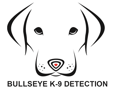 bullseye k9 detection logo