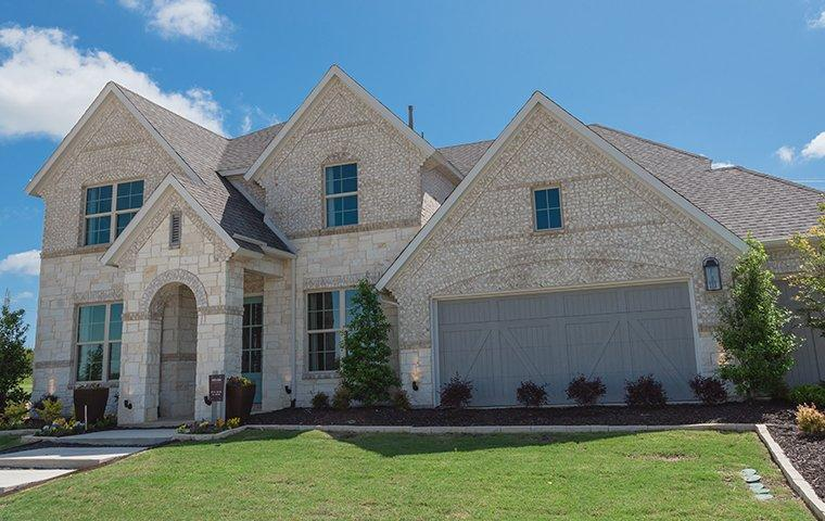 street view of a home in mckinney texas