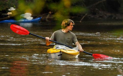 Going the Distance: 65-Mile Rocky River/Pee Dee River Blueways Open
