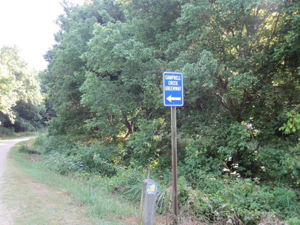 McAlpine Creek and Campbell Creek Greenway