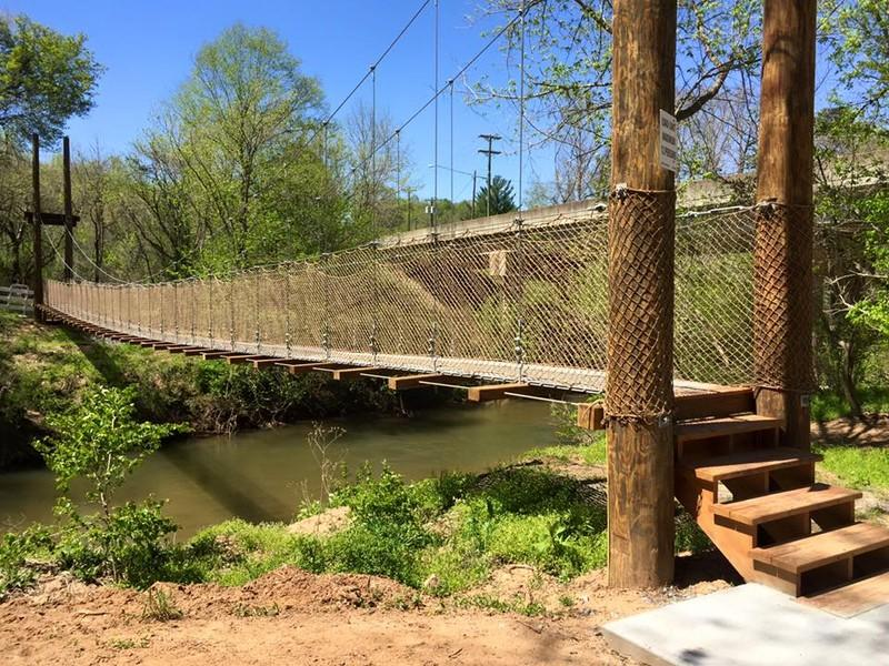 First Broad River Trail
