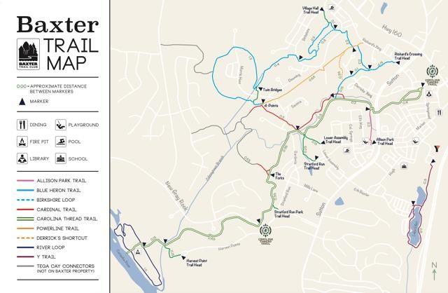Baxter Village Trail