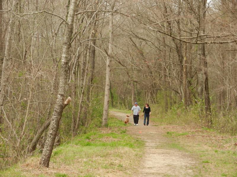 South Fork Rail Trail