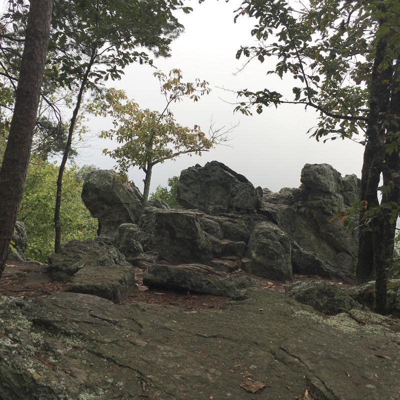 Crowders Mountain Trail