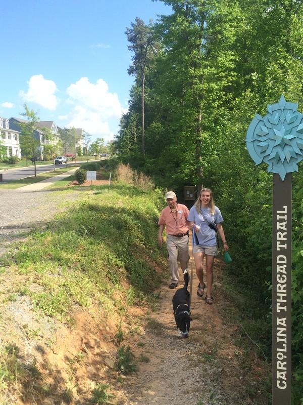 Twelve Mile Creek Greenway - Town of Waxhaw Segment
