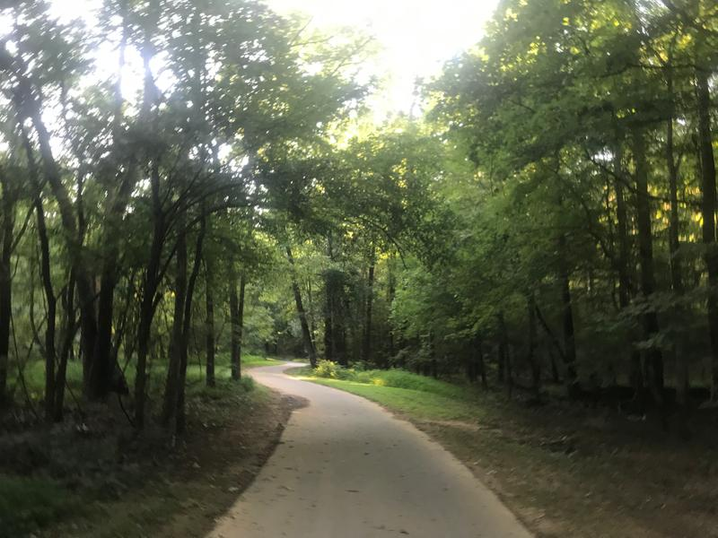 Clarks Creek and Mallard Creek Greenways