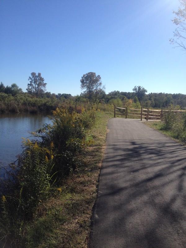 Hector H. Henry II Greenway - Moss Creek Village Segment