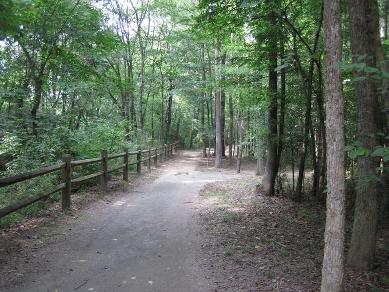 Irish Buffalo Creek Greenway