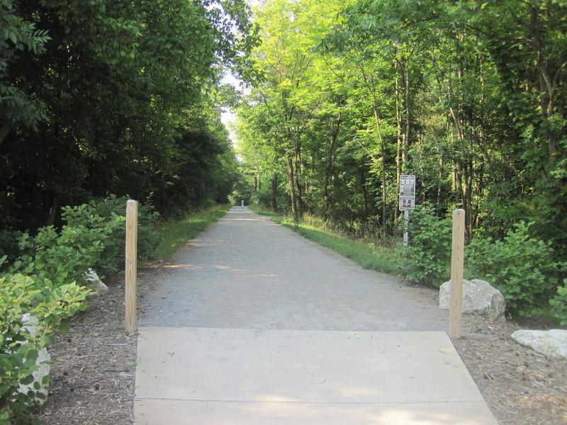 Kings Mountain Gateway Trail