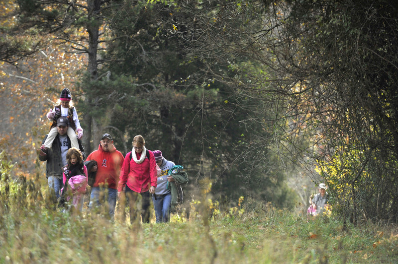 Girl Scouts, Hornets' Nest Council Trail