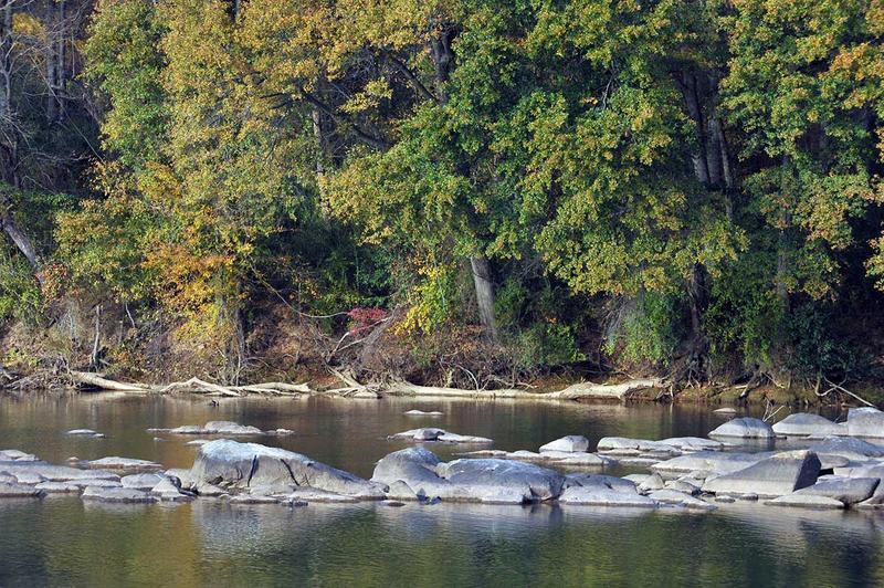 Riverwalk: Piedmont Medical Center Trail