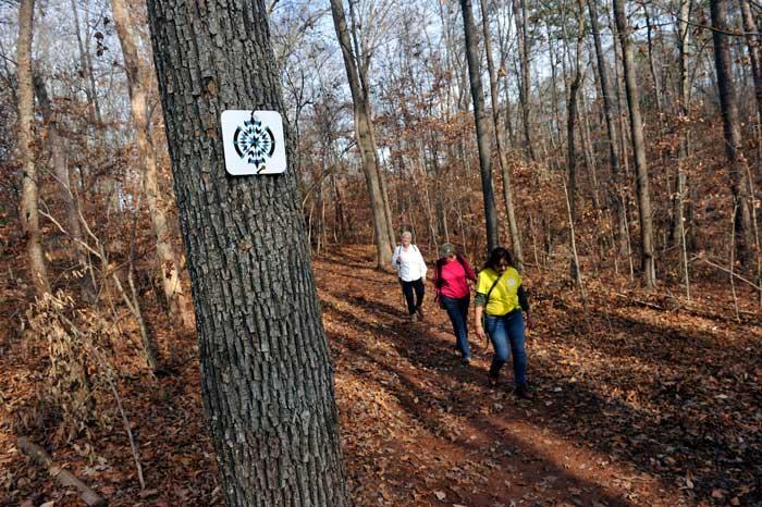 Seven Oaks Preserve Trail