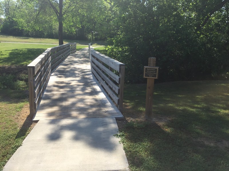 Darrell Almond Community Park Trail