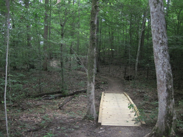 West Branch Nature Preserve Trail