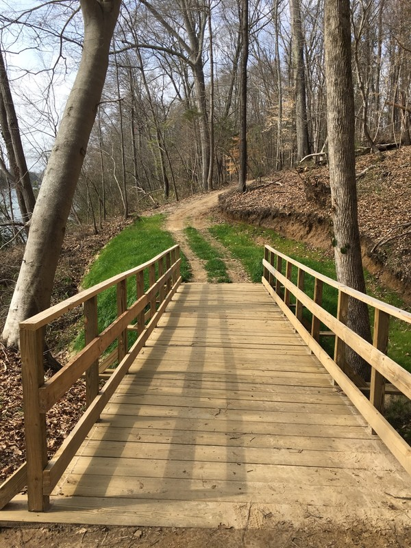 Mountain Island Park Trail