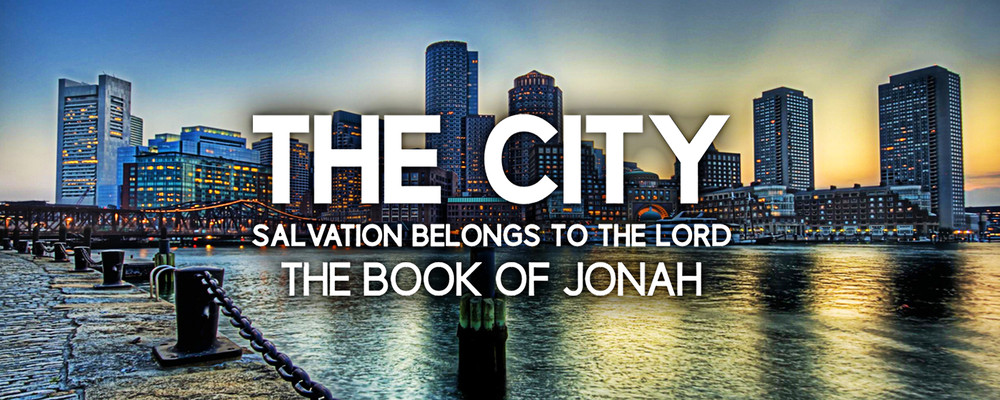 The City:Salvation Belongs to the Lord