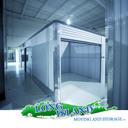 climate controlled storage locker