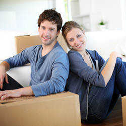 couple from new york preparing to move