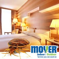 west chester bed bug control for hotels