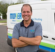 moyer pest control technician that treats homes in pa