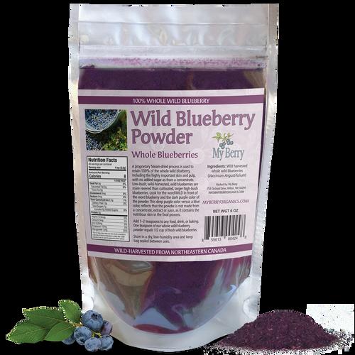 Wild Blueberry Powder 6oz