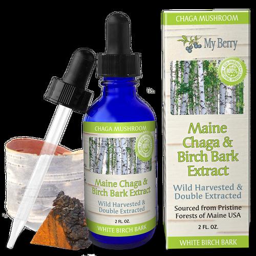 Maine Chaga & Birch Bark Extract