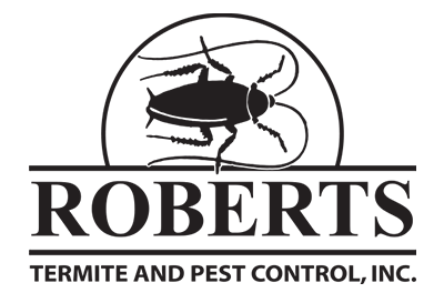 roberts termite and pest control logo