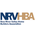 new river valley home builders association logo