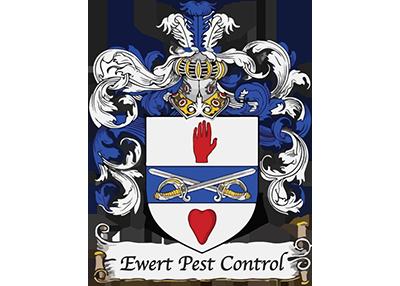 ewert pest control logo